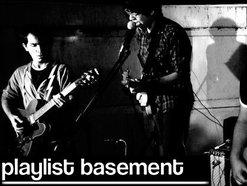 Playlist Basement