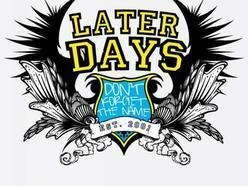Image for Later Days