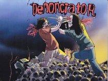 denonciator -metal band