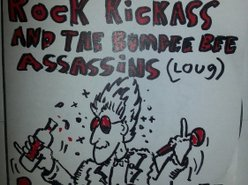 Image for ROCK KICKASS AND THE BUMBLE BEE ASSASSINS {LOUG}