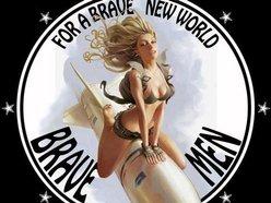Image for Brave Men