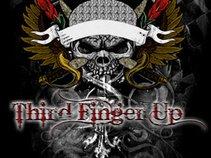 Third Finger Up