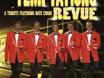 Nate Evans Temptations Revue Tribute