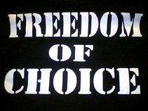 Freedom OF Choice(F.O.C)