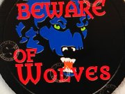 SEVERE(BEWARE OF WOLVES)...