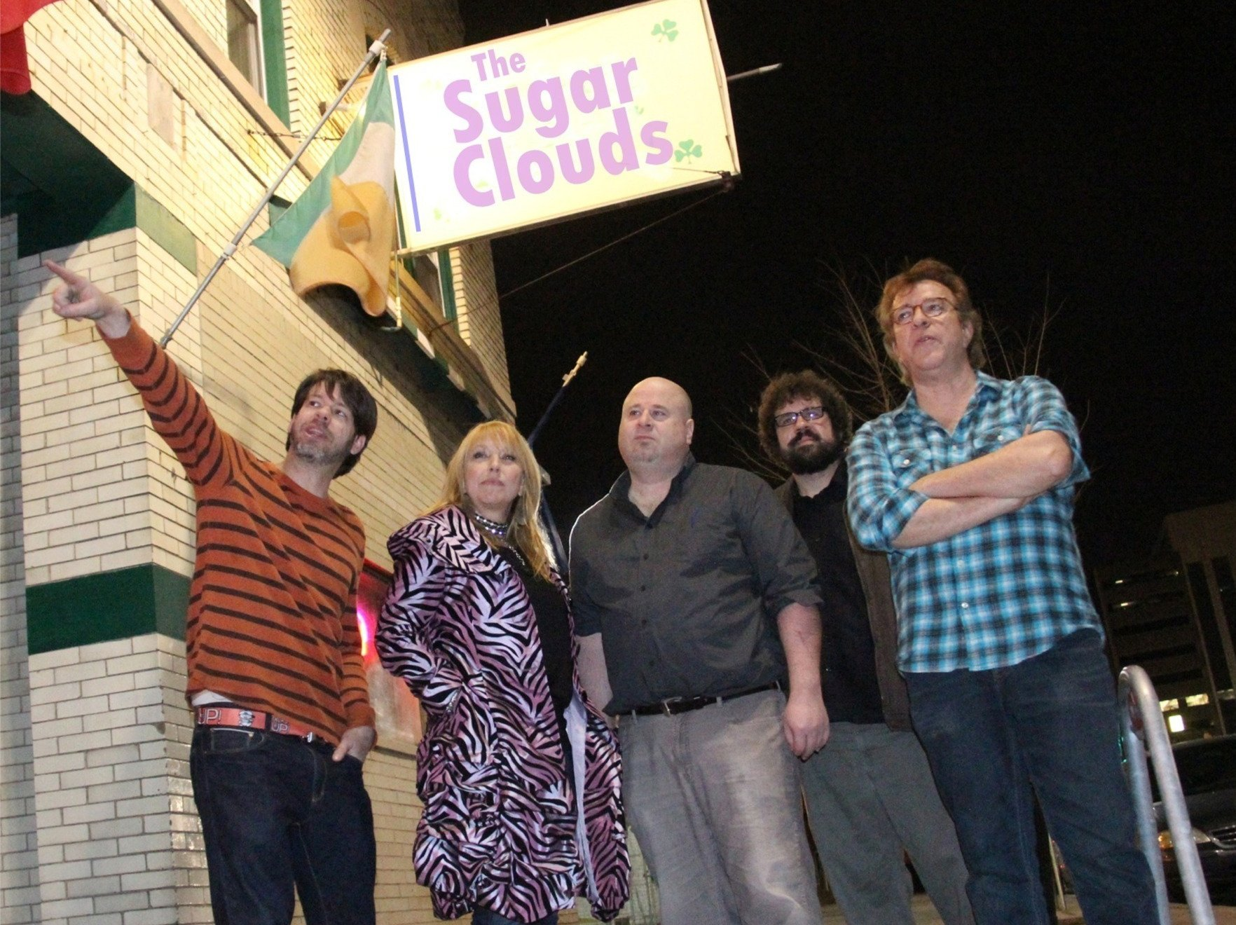 Image for The Sugar Clouds