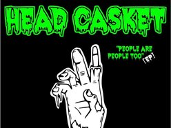 Image for HEAD CASKET