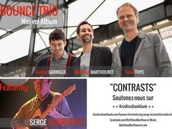 Image for Matthieu Marthouret Organ Quartet