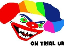 Image for ON TRIAL UK