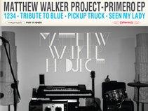 Matthew Walker Project