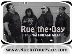 Image for Rue the Day