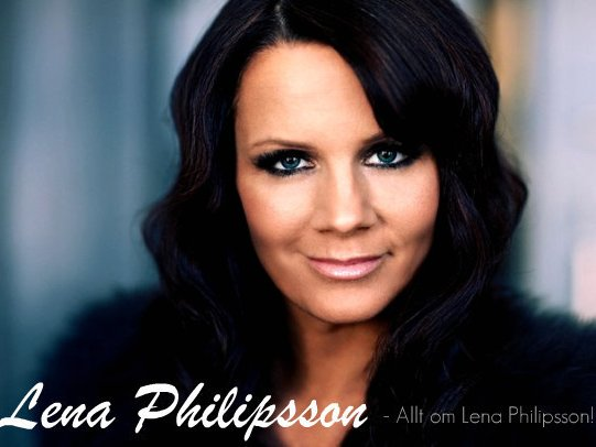 Image for Lena Philipsson
