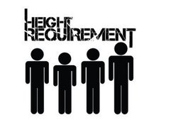 Image for Height Requirement