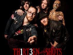 Image for Thirteen Shots
