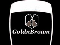 Gold n Brown