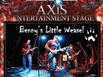 Benny's Little Weasel
