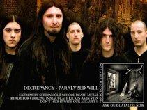 Decrepancy