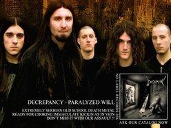Image for Decrepancy