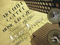 Image for Jazz Jam at Kick Butt Coffee