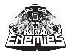 Image for A Thousand Enemies
