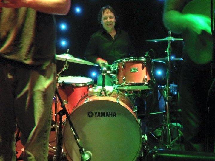 Image for Rand Gardner On Drums