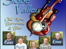 Eddie Curry & Slope Valley Bluegrass Band