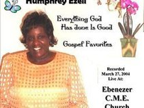 Senesta Humphrey Ezell Everything God Has Done Is Good