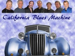 Image for California Blues Machine