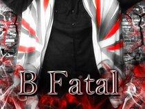 B Fatal aka Da Kannibal