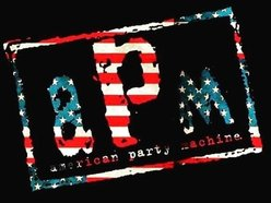 American Party Machine