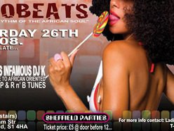 Image for Afrobeats