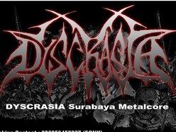 Image for DYSCRASIA surabaya metalcore