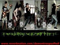 Demon Troops Of Hell