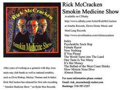 Image for Rick McCracken