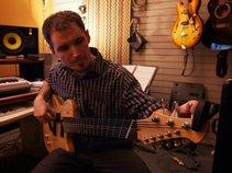 Nick Taylor - 8 string guitarist