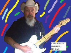 Image for P A BLUES BAND