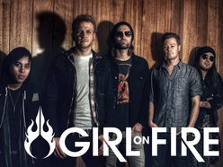 Image for Girl on Fire