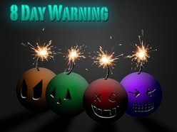 Image for 8 Day Warning
