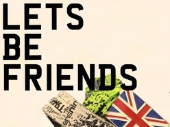Image for Lets Be Friends