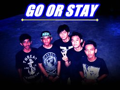 Image for GO OR STAY