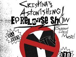 Image for Cristina The Astonishing