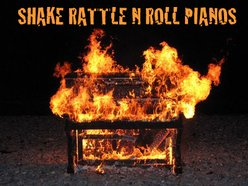 Image for SHAKE RATTLE & ROLL PIANOS