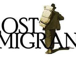 Image for The LOST IMMIGRANTS