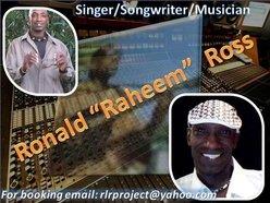 Image for Ronald (Raheem) Ross