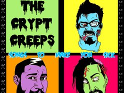 Image for The Crypt Creeps