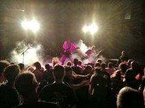 Josef Faraguna(bass player/backing vocals for ELLICE BLACKOUT)