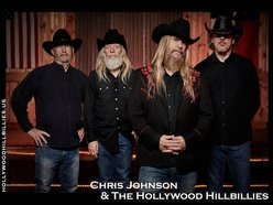 Image for Chris Johnson and the Hollywood Hillbillies