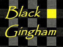 Image for Black Gingham