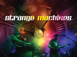 Image for Strange Machines