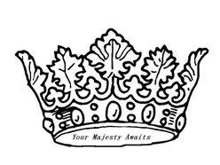 Your Majesty Awaits